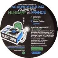 Marius Cultier / Dimenzio  - Two Sides Of Club Jazz: Hungary VS France Volume Two