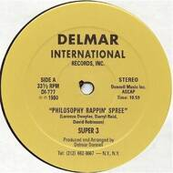 Super 3 - Philosophy Rappin' Spree