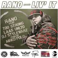 Rano, Too Strong, Laas Unltd & DJ Stylewarz - Liv' It