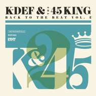K-Def & The 45 King - Back To The Beat Volume 2