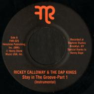 Rickey Calloway - Stay In The Groove (Instrumental)