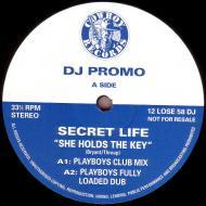 Secret Life - She Holds The Key