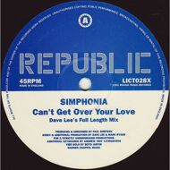 Simphonia - Can't Get Over Your Love