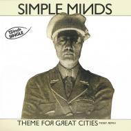 Simple Minds - Theme For Great Cities / I Travel 2012