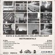 Kista & Glad2Mecha - Collecting Dust Instrumentals