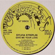 Sylvia Striplin - Give Me Your Love / You Can't Turn Me Away