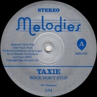 Taxie - Rock Don't Stop