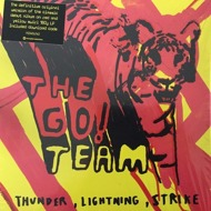 The Go! Team - Thunder, Lightning, Strike (RSD 2016)