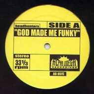 The Headhunters - God Make Me Funky / Baby Don't Cry