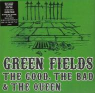 The Good, The Bad, The Queen - Green Fields (Green Vinyl)