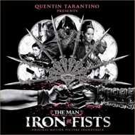 Various (Quentin Tarantino presents) - The Man With The Iron Fists (Soundtrack / O.S.T.)