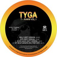 Tyga - T–Raww Vol. 1 (Dope / Do My Dance / Molly)