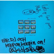 Mr. Scruff - Get A Move On! (signed)