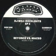 DJ Will - Rock Edits Vol. 3