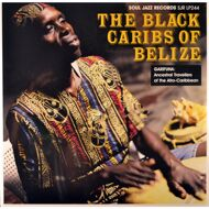 Various - The Black Caribs Of Belize