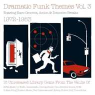 Various - Dramatic Funk Themes Vol. 3 - Roaring Rare Grooves, Action & Detective Breaks 1972-1983
