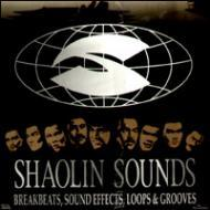 Various - Shaolin Sounds Vol. 1: Breakbeats, Sound Effects, Loops & Grooves (Side A/B)
