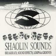 Various - Shaolin Sounds Vol. 1: Breakbeats, Sound Effects, Loops & Grooves (Side C/D)