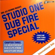 Various - Studio One Dub Fire Special (Chapter 3)