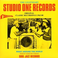 Various - The Legendary Studio One Records