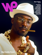 Waxpoetics - Issue 54 (Big Daddy Kane / Joey Badass Cover)