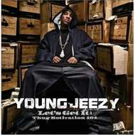 Young Jeezy - Let's Get It: Thug Motivation 101 (White Vinyl)