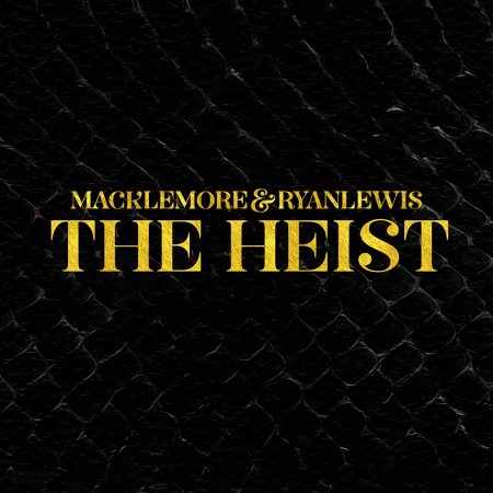 Macklemore Amp Ryan Lewis The Heist Clear 2lp Vinyl
