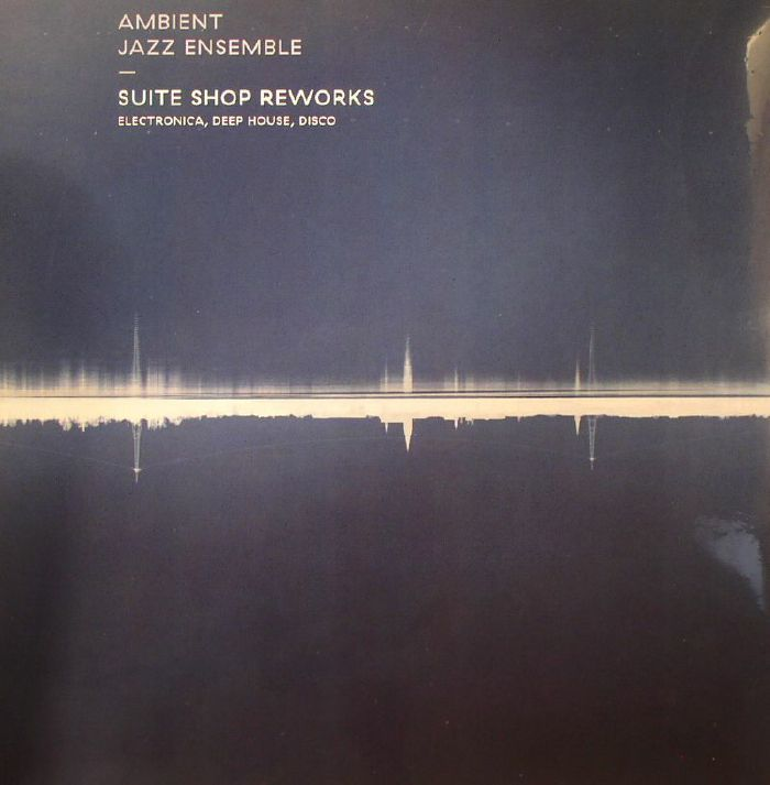 Ambient Jazz Ensemble - Suite Shop Reworks Vinyl 2LP NEU 0351977