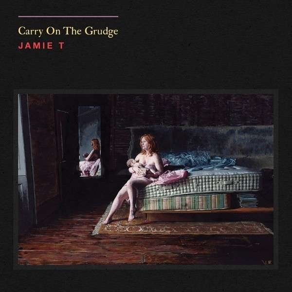 Jamie T - Carry On The Grudge Vinyl LP NEU 0952491