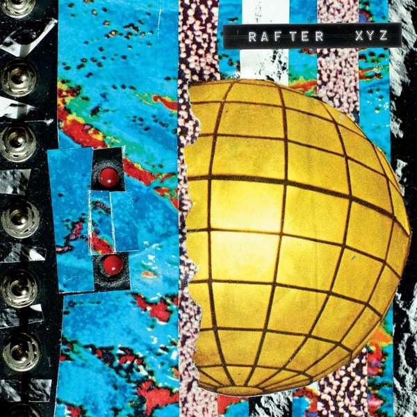Rafter Roberts - XYZ (Colored Vinyl) Vinyl LP NEU 09536538