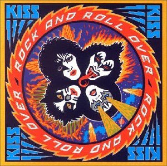 Kiss - Rock And Roll Over Vinyl LP NEU x0552647