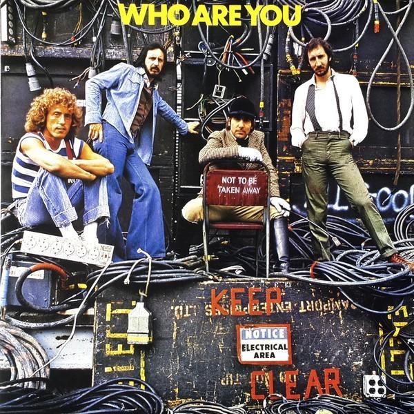 The Who - Who Are You Vinyl LP NEU 0553874