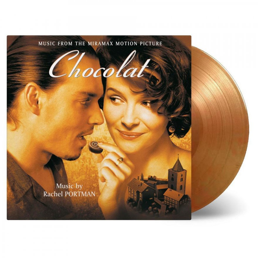 Rachel Portman - Chocolat (Soundtrack / O.S.T.) [Brown Vinyl] 09535712