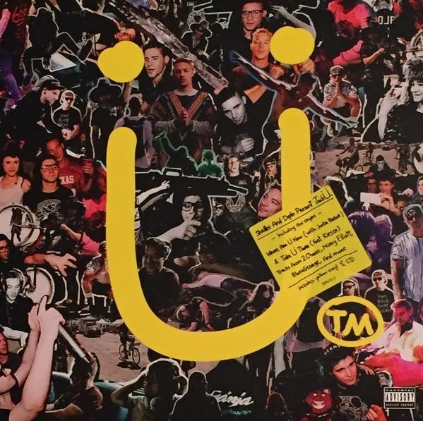 Skrillex & Diplo - Skrillex And Diplo Present Jack Ü Vinyl LP + CD NEU 09533533