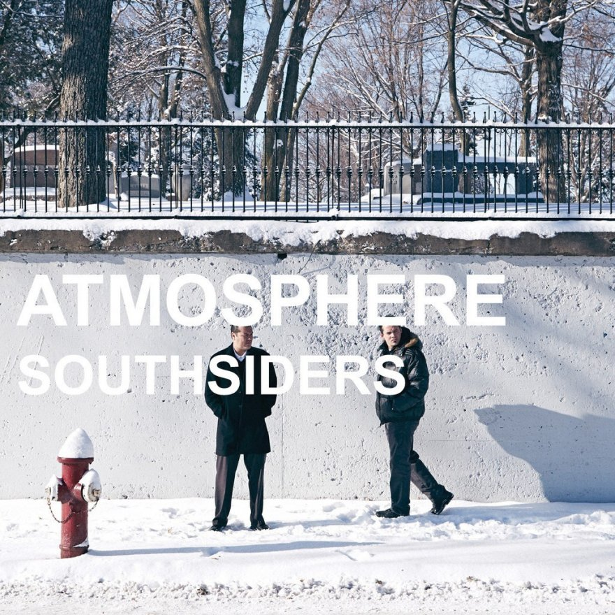 Atmosphere - Southsiders Vinyl 2LP NEU 0951817