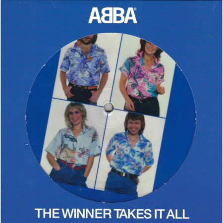 ABBA The Winner Takes It All | Top 40